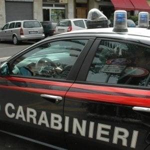 Roma, botte alla compagna davanti al figlio, arrestato
