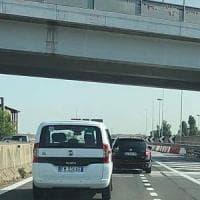 Roma, viadotto della Magliana: restringimento definitivo. Continuano le proteste