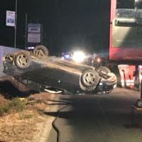 Nettuno, guida ubriaco e senza patente e si schianta con l'auto: muore la figlia, ferita la sorellina