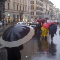Ferragosto a Roma con il maltempo: piogge, temporali e calo delle temperature