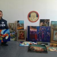 Da Van Gogh a Warhol, falsificava opere d'arte e le vendeva sul web: denunciato