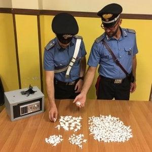 Roma, 'Ferragosto con la neve' a San Basilio e Tor Bella Monaca: 5 arresti e oltre 1200 dosi di cocaina sequestrate