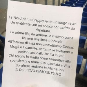 """Lazio, """"niente donne in curva"""" e  Suor Paola insorge: """"Ci sarò io in prima fila"""""""