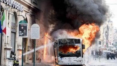 Rep :  Autobus in fiamme,  la procura  indaga sulle manutenzioni