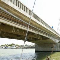 Chiusura ponte della Scafa a Fiumicino, Montino: