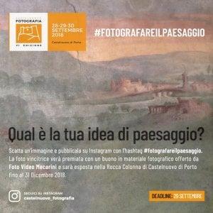 """A Castelnuovo di Porto il festival della fotografia """"Oltre i confini"""""""