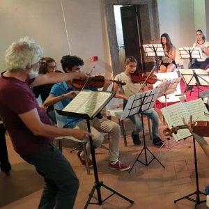 Castelnuovo di Porto, dalla musica barocca a Mozart: lezioni e concerti a Rocca Colonna