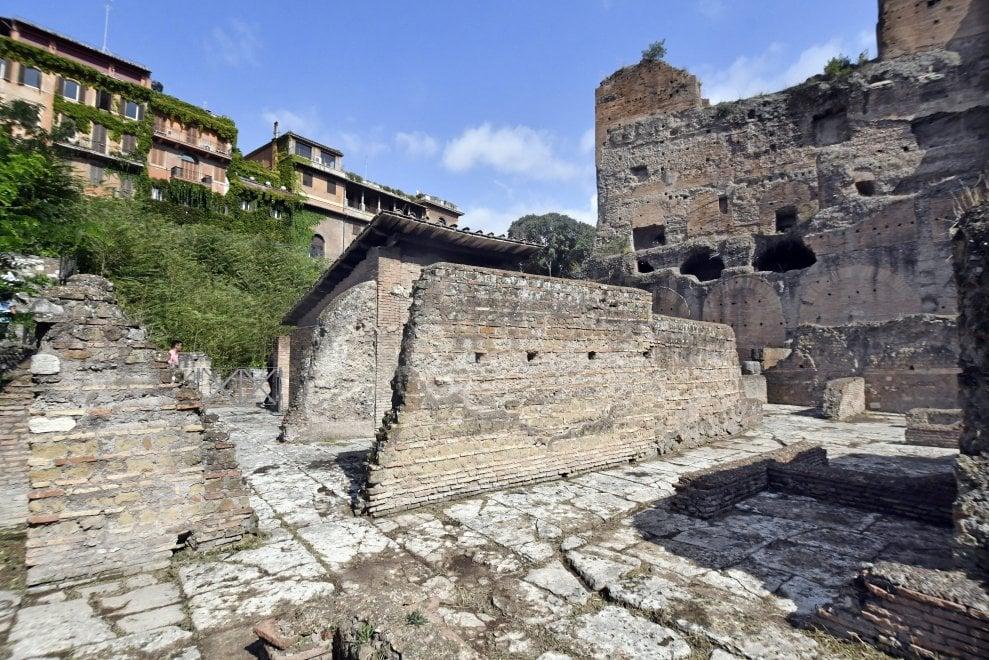 """Roma, """"Storie dal Palatino"""": apre il cantiere degli Horrea Agrippiana"""