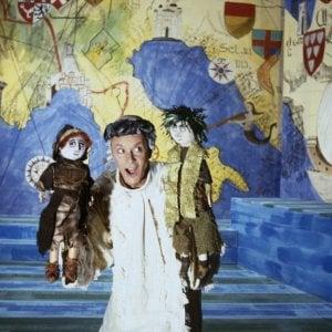 Paolo Poli, l'omaggio del Teatro Valle: una mostra per ripercorrere la carriera del genio