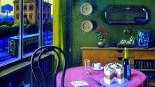 Il pittore detective  foto  in mostra al PalaExpo