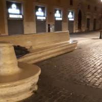 Roma, le piazze simbolo della città tra degrado e abbandono
