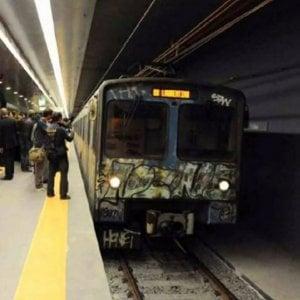 Metro B Guasto A Tarda Sera Stop Di Unora Della Tratta Rebibbia