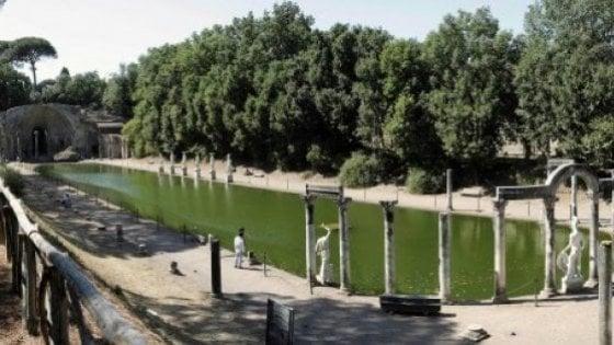 Roma, in scena all'Auditorium per salvare Villa Adriana da una nuova discarica