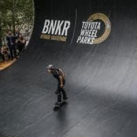 A Roma arriva un nuovo parco per gli amanti dello skate, aperto anche a chi ha mobilità ridotta