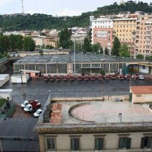 Ex rimessa Atac di piazza Bainsizza: il Comune non blocca l'aumento di cubature