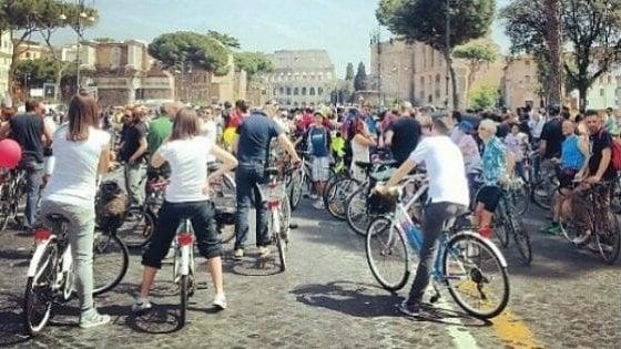 E' il giorno  di #ViaLibera: strade chiuse al traffico, ammessi solo pedoni e ciclisti. Ecco dove