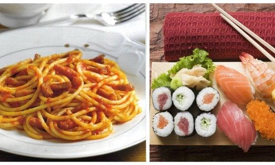 Ostia vs Fregene, amatriciana vs sushi: Roma nord e Roma sud, è sfida fra cult