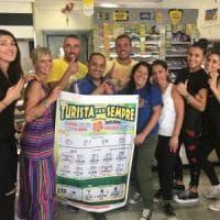 Pensionato gratta e vince due milioni di euro: festa in un bar di Roma