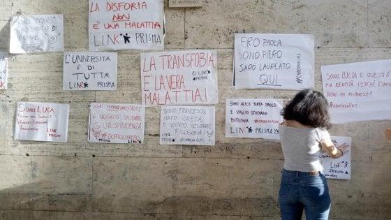 Roma, anche alla Sapienza arriva il doppio libretto per gli studenti trans