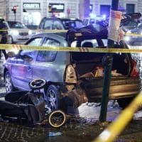 San Pietro, auto investe comitiva di turisti: feriti tre bambini e una donna