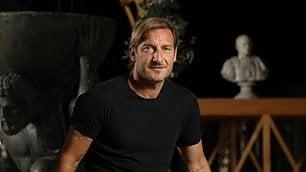 """Rep   :   Silenzio, parla Totti.  """"C'è solo un capitano. Sono io"""""""