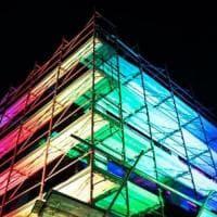 Pomezia si accende con il Light festival: giochi di luce, proiezioni e nuovi colori