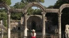 Ville, giardini e cascate cartoline da Tivoli