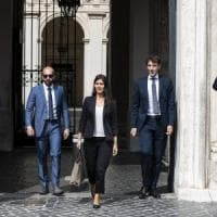 Roma, incontro Raggi-Conte. La sindaca: