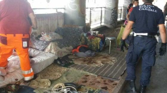 Roma, baraccopoli e insediamenti abusivi, gli smantellamenti