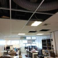 Roma, crolla un altro soffitto dentro il Tribunale