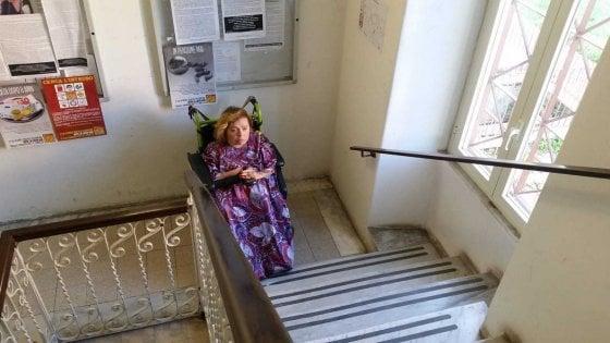 """Roma, Argentin: """"Il municipio XIV è senza ascensore, inaccessibile per i disabili"""""""