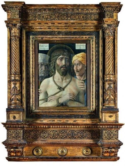 Roma, capolavori di Mantegna a Palazzo Barberini