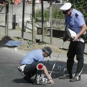 Guidonia, scontro tra due auto: un morto e due feriti
