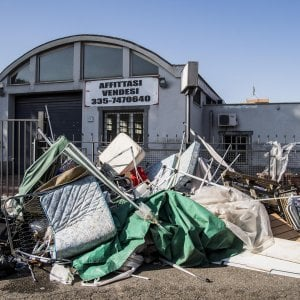 Roma, sgomberata di nuovo tendopoli in via Scorticabove: ospitava 30 sudanesi