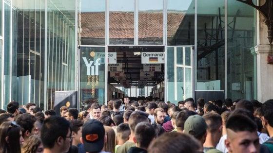 Roma, lavoro e università:  all'ex Mattatoio la tre giorni dello Young International Forum