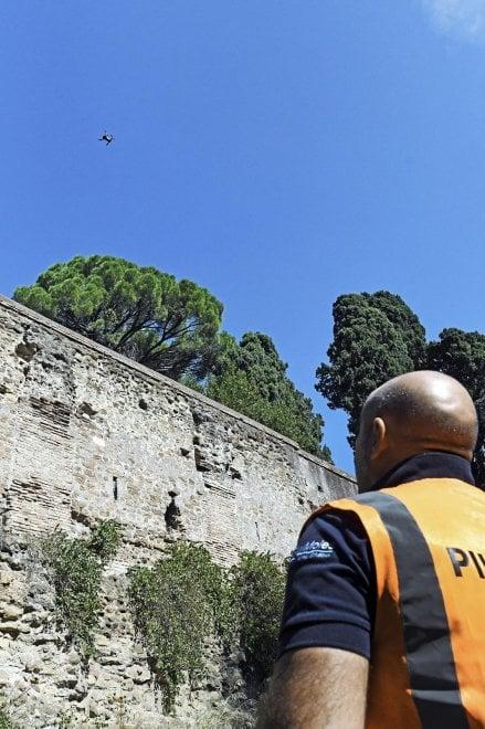 Roma indagini hi tech sulle mura aureliane spessore - Vetrocamera spessore minimo ...