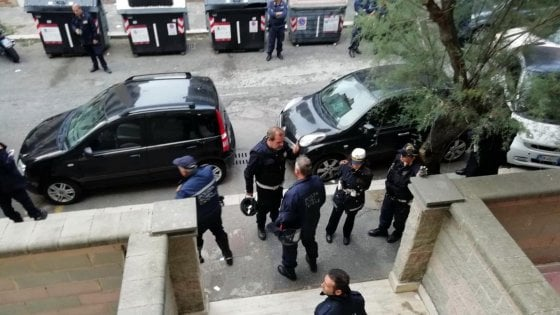 Ostia, minacce a Federica Angeli durante lo sgombero