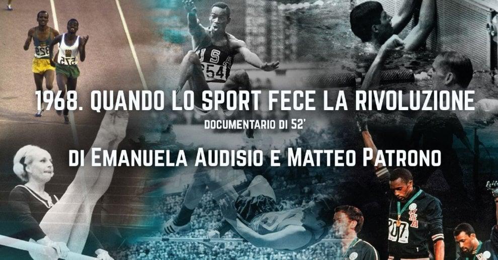 """Al circolo Aniene il documentario """"Sport & Revolution"""" di Emanuela Audisio"""