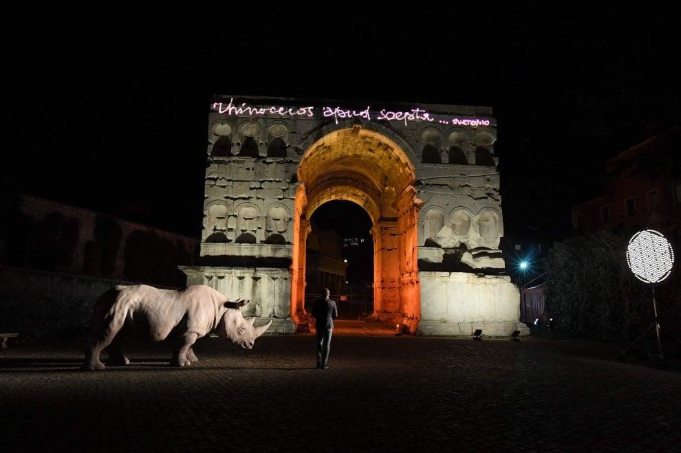 Al Velabro Rhinoceros, il palazzo Fendi firmato Jean Nouvel