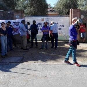 """Roma,  giornata internazionale sfratti zero:  """"No al decreto sicurezza e immigrazione"""""""