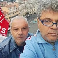 Roma, fecere finto funerale a Marchionne, operai Fca di Pomigliano protestano