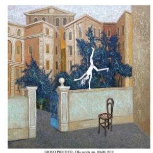 """Enrico Benaglia, """"Il sublime nel quotidiano"""": mostra omaggio al quartiere Trieste"""