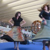 Aeroporto Fiumicino, in anteprima al terminal 3 le musiche popolari dell'ottobrata romana