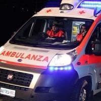 Frosinone, donna travolta da mezzo pesante all'Unicoop di Anagni: grave 54enne