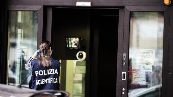roma, colpo grosso a vigna clara: furto in banca, svuotate tutte le