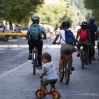 Roma, domenica 28 torna #Vialibera, una rete di 15 chilometri ciclopedonali