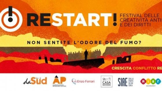 Roma, al festival Restart la tre giorni dedicata a Danilo Dolci