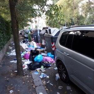 L'emergenza rifiuti a Roma, Ama: cresce la raccolta differenziata ma solo dell'1%