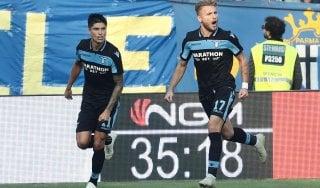 Parma-Lazio 0-2, Immobile e Correa firmano il colpo al Tardini