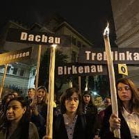 Shoah, la marcia silenziosa per non dimenticare